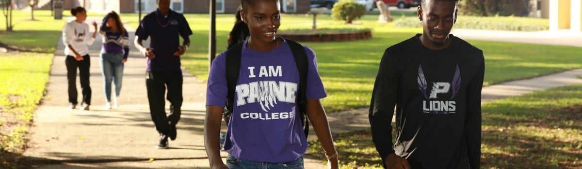 Paine College admissions